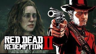 """Мэддисон играет в Red Dead Redemption 2 - """"СЭР, ЖЕНЩИНЫ НЕ МОГУТ ЛЕТАТЬ..."""""""