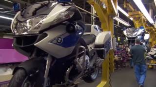 Как производят мотоциклы BMW | BMW Motorcycle Production