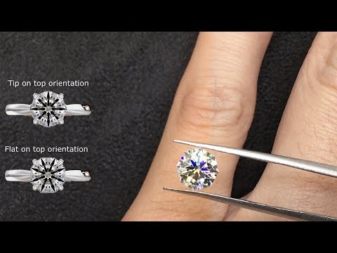 Discover the Octagon Hearts & Arrows Diamond for your Engagement Ring