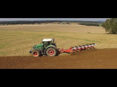 Fendt 936 + Opall-Agri Europa - Orba 2017