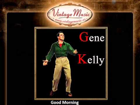 GENE KELLY CD Vintage Vocal jazz. Good Morning , Singin' In The Rain , S Wonderful , Moses
