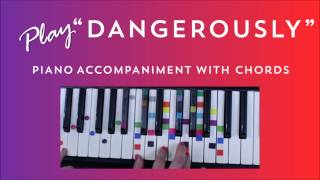 Dangerously -  Charlie Puth | Easy Music Lesson Using Chords