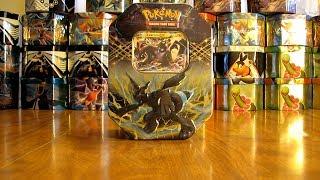 30 Pokemon Tin Opening:  Zekrom EX