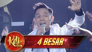 Keren BGT! Yuk Goyang 2 Jari Bareng Abi Di Zona Pantura - Kontes 4 Besar KDI (10/9)