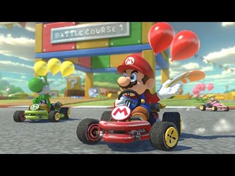 Mario Kart 8 - Online Races 10 [Road To Deluxe!]