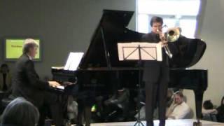 Stefan Schulz plays Schumann (Adagio & Allegro)