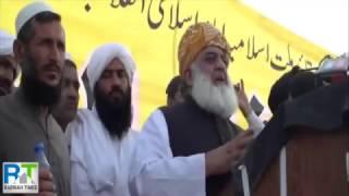 Pakistani MP Fazl-ur-Rahman hate speech against Ahmadiyya Muslims