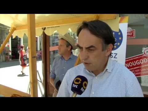 Brane Golubović o predlogu člena Ustave RS - pitna voda v Ustavo