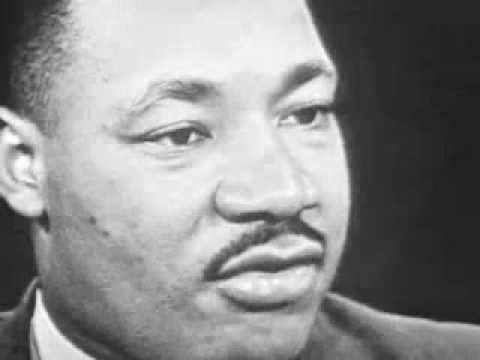 Martin Luther King, PBS interview with Kenneth B. Clark, 1963