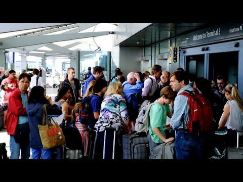 British Airways cancels London flights after computer failure