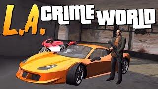 КЛОНЫ GTA - ИГРАЕМ В L.A. CRIME CITY OPEN WORLD