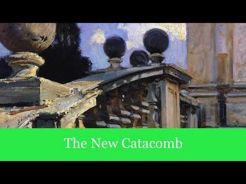 The New Catacomb by Sherlock Holmes' creator Arthur Conan Doyle