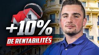 Immobilier locatif :  comment acheter des biens à + 10% de rentabilité ! - Mes conseils