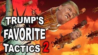 Trump's Favorite Tactics 2 Red Alert 2 Yuri's Revenge Extra Small map
