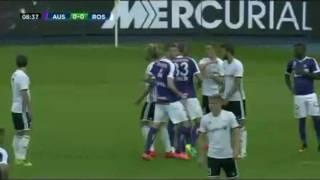 Austria Wien vs Rosenborg full match