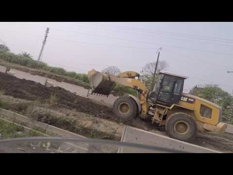 Douala en Construction : Rond Point Deido, 2e Pont du Wouri, Ancienne Route Bonaberi