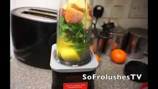 Smoothie Cup Blender Review