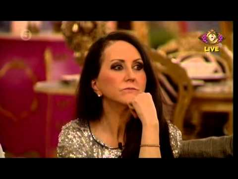 Celebrity Big Brother UK 2014 - 1st Live Eviction and Interview