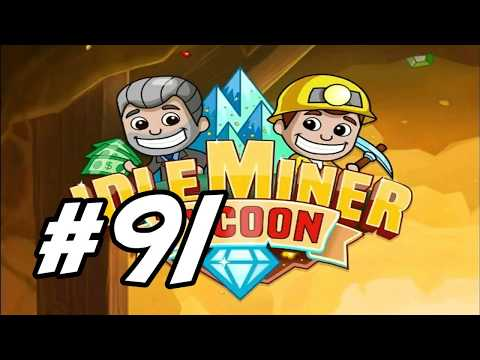 "Idle Miner Tycoon - 91 - ""Getting Ice Cash Flowing"""