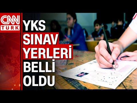ÖSYM açıkladı: YKS sınav giriş belgeleri erişime açıldı