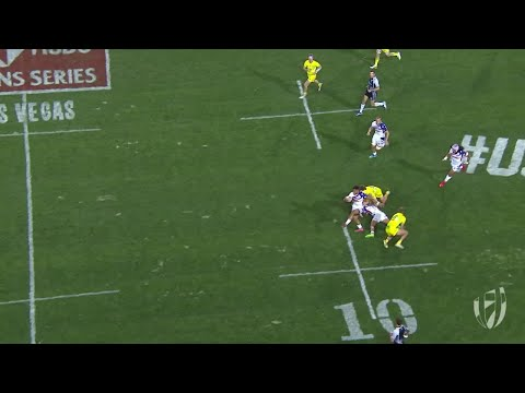 Martin Iosefo's outrageous finish