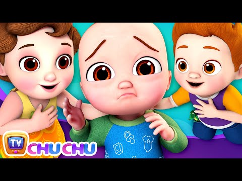 *new*-sick-song-|-chuchu-tv-nursery-rhymes-&-baby-songs