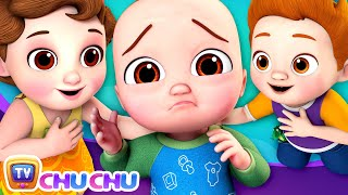 *New* Sick Song | ChuChu TV Nursery Rhymes & Baby Songs