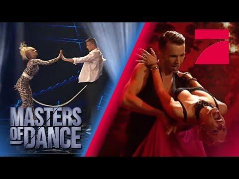 Heiße Liebe auf dem Parkett | Masters of Dance | ProSieben