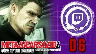 METAL GEAR SOLID 4: GUNS OF THE PATRIOTS | Metal Gear Saga Part 35: Back to Alaska| Stream Four Star