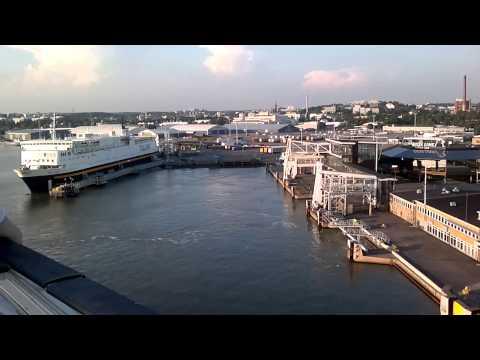Port of Turku in 2011 [part 1/2]