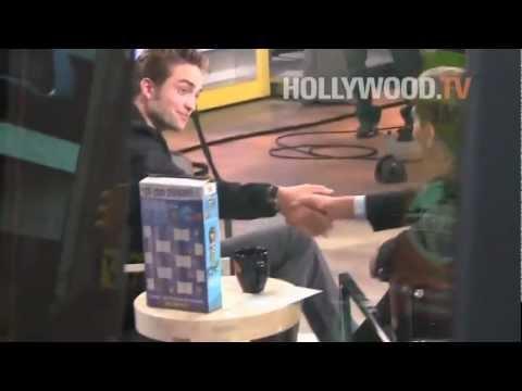 Robert Pattinson: Film Erotico In Arrivo?