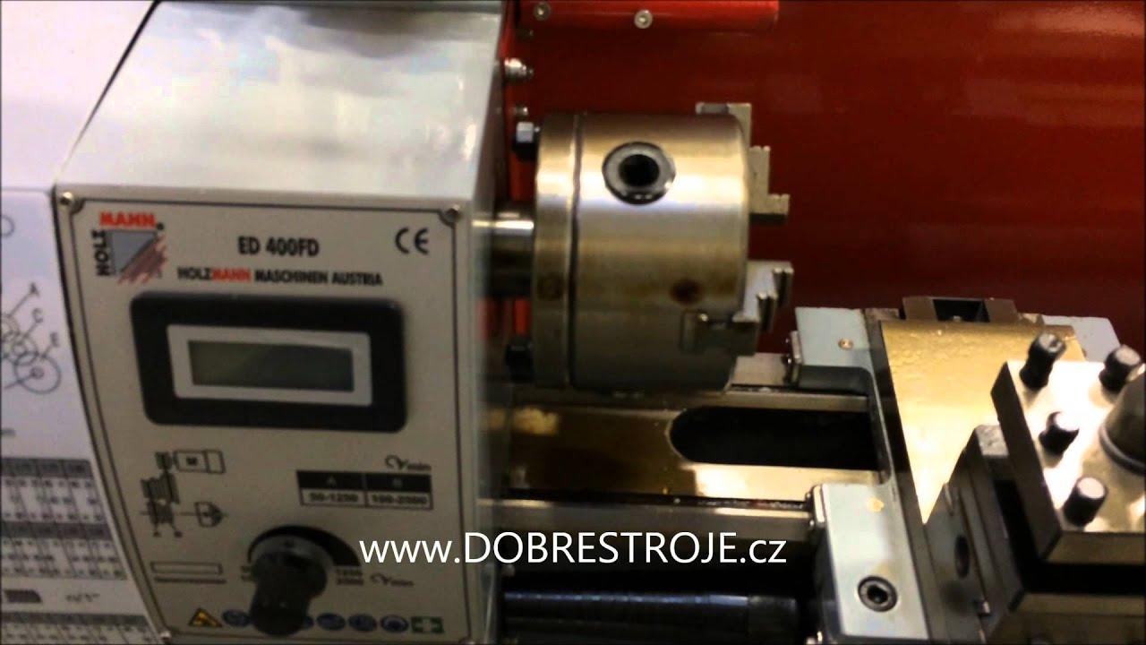 Holzmann Ed400fd  Dobrestroje Cz