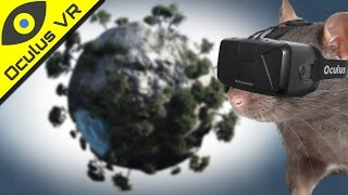Shadows of Isolation: I am confused! ■ Oculus Rift DK2 Experience