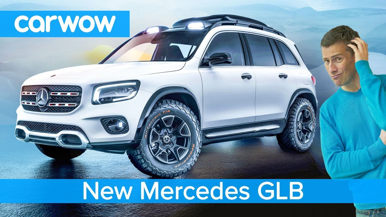 New Mercedes GLB SUV 2020 - cooler than a Range Rover Evoque?