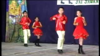 SALSA Dance VEDA SREE Sutrave 2017 APOORVA School Annual Day