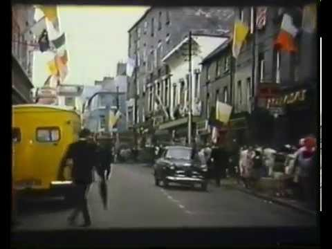 Streets of Old Galway 1965