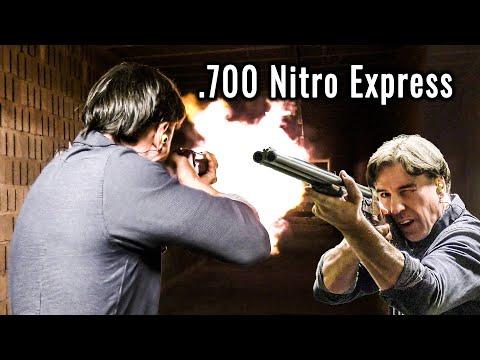 Shooting .700 Nitro