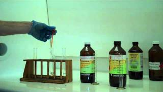 Reactivity of Alkanes and Alkenes with bromine water.mp4