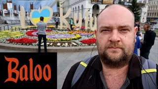 Поездка в Украину. Нехай щастить!