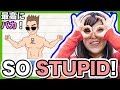 THIS GAME IS TOO STUPID|Aoi Plays MORE 'Stupid Again'...AGAIN|【実況】最高におバカなゲーム #2