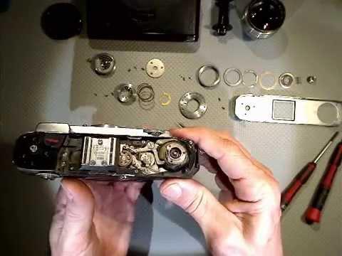 slow gear problem in contax iia motion lapse film youtube rh youtube com contax t2 manual español contax t2 instruction manual