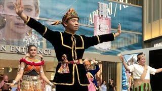 Malaysia Day 2018 Dance Parade @ Pavillion Kl   : Part 1