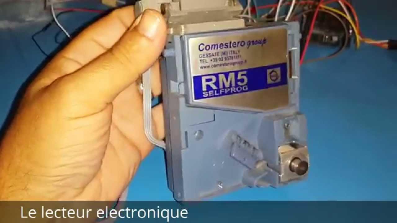 Comestero rm5 evolution manual