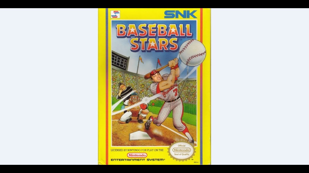Baseball Stars - Pat the NES Punk