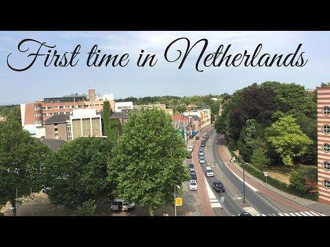 First Time in Netherlands | Summer 2018 | Travel Vlog