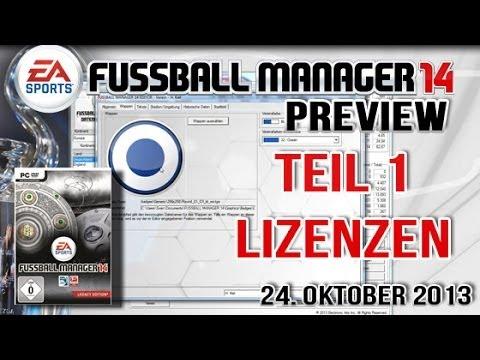 Fussball Manager 14 Update