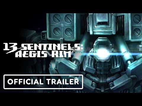 13 Sentinels: Aegis Rim - Official Gameplay Trailer | Summer of Gaming 2020