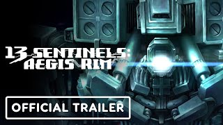 13 Sentinels: Aegis Rim - Official Gameplay Trailer   Summer of Gaming 2020