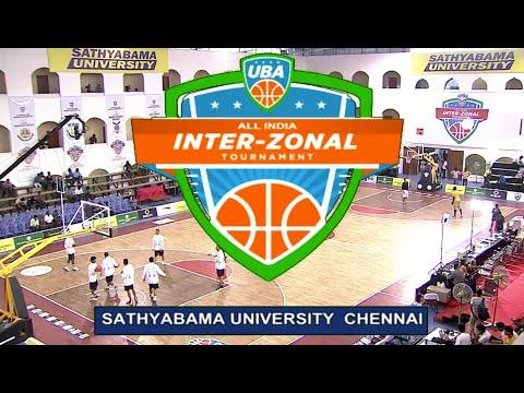 UBA U 2015 SEMI FINALS Madras VS Jain