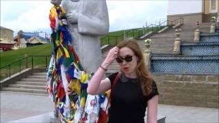 видео Буддийский храм в Элисте